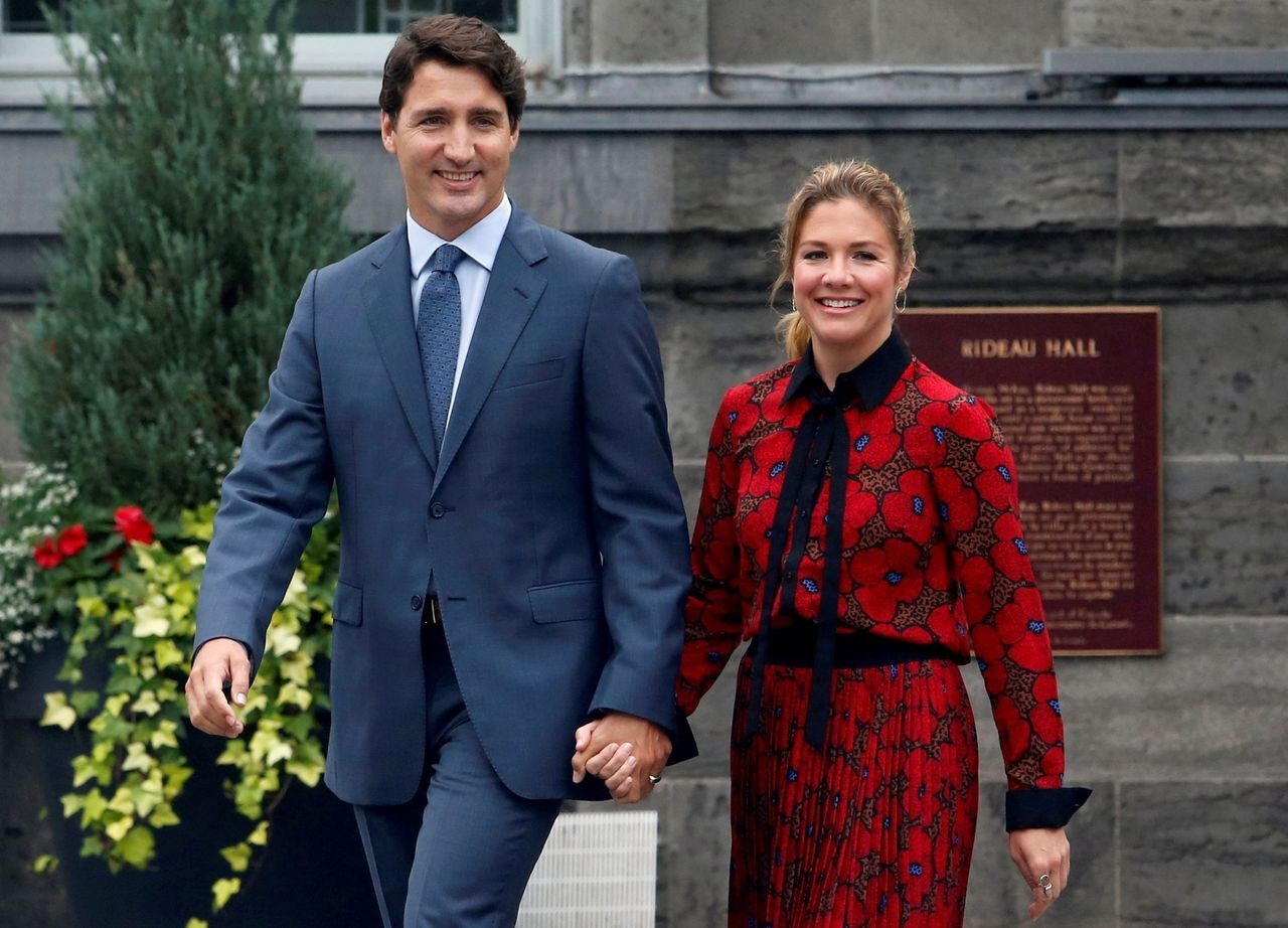 همسر نخست وزیر کانادا کرونا گرفت