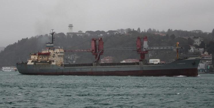 رویترز: روسیه کشتی حامل آمبولانس برای سوریه ارسال کرد