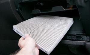 چه زمانی باید فیلتر هوای اتاق خودرو تعویض شود؟
