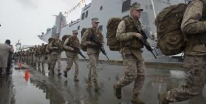 ورود نظامیان آمریکایی و انگلیسی به یمن