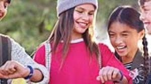 عرضه اولین ساعت هوشمند مخصوص کودکان با پشتیبانی از 4G