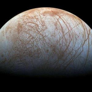 عکس روز ناسا؛ زیبایی در عین بینظمی