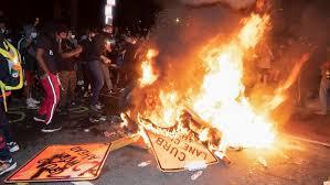 سه ویژگی اعتراضات آمریکا