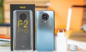 عملکرد قابل قبول گوشی پوکو F2 پرو در تست باتری