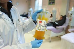 پلاسما درمانی کرونا در ایران