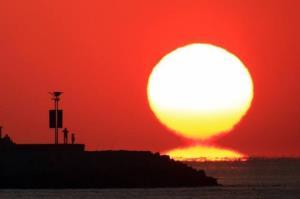 تلسکوپی که به ما از طوفانهای خورشیدی خبر میدهد