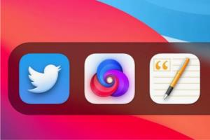 ظاهر macOS Big Sur را با آیکونهای سفارشی زیباتر کنید