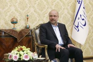 رئیس کمیته روابط خارجی دومای روسیه با قالیباف دیدار کرد