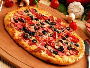 نکات خیرکننده تهیه پیتزا خانگی به سبک فست فودی ها