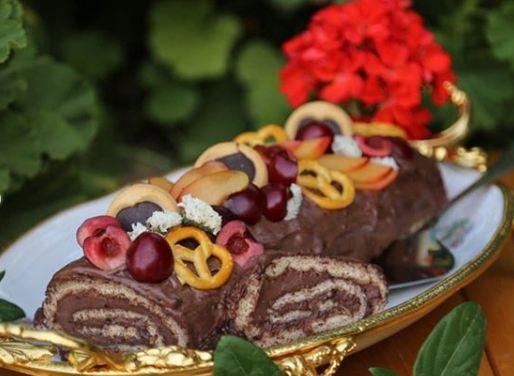 با طرز تهیه کیک فرانسوی ژوکوند آشنا شوید