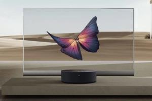 شیائومی راز طراحی تلویزیونهای شفاف خود را فاش کرد