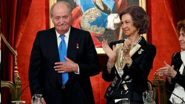 پادشاه سابق اسپانیا به معشوقه سابقش ۶۵ میلیون یورو هدیه داده بوده