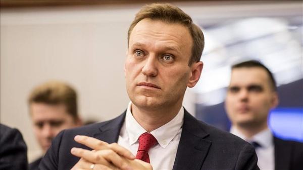 ابراز نگرانی بریتانیا نسبت به وضعیت سرشناسترین مخالف پوتین