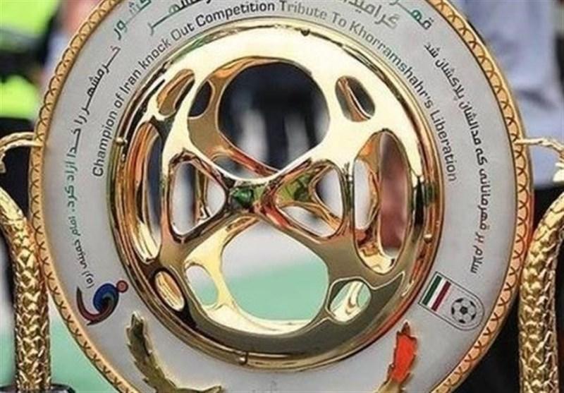 زمان فینال جام حذفی مشخص شد