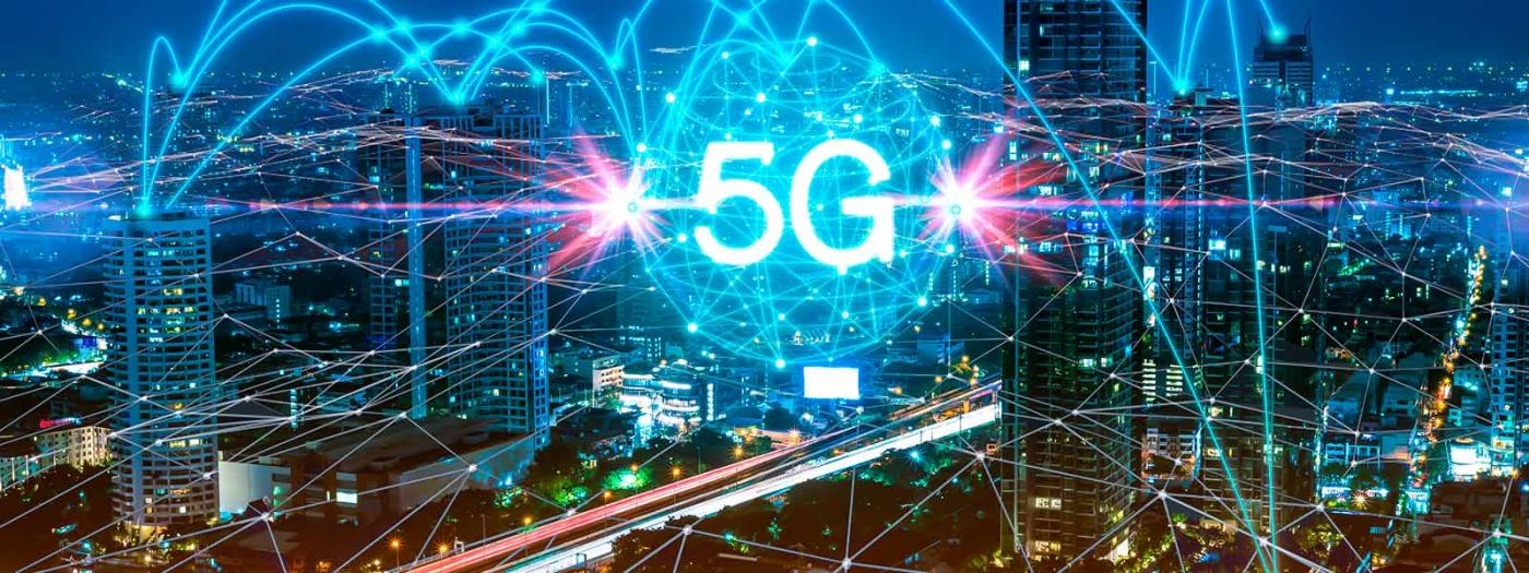 اتصال دومين نقطه به 5G در تهران
