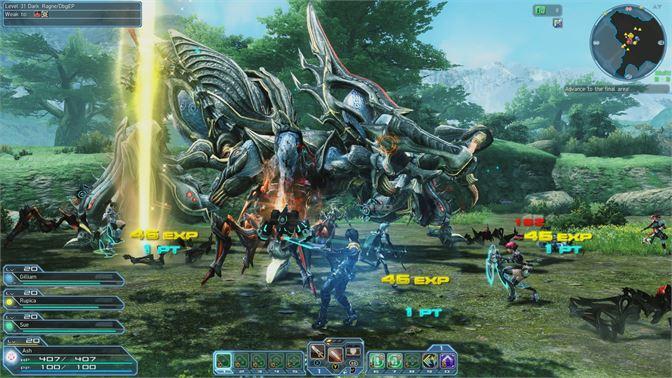 تعداد بازیبازان Phantasy Star Online 2 فزونی یافت
