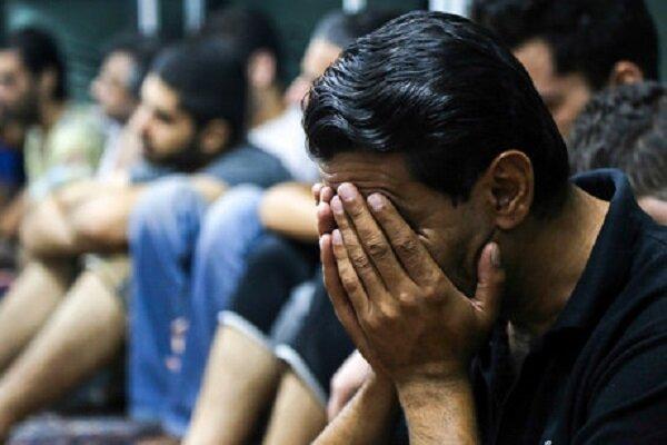 دستگیری و جمع آوری بیش از ۲ هزار مواد فروش و معتاد متجاهر