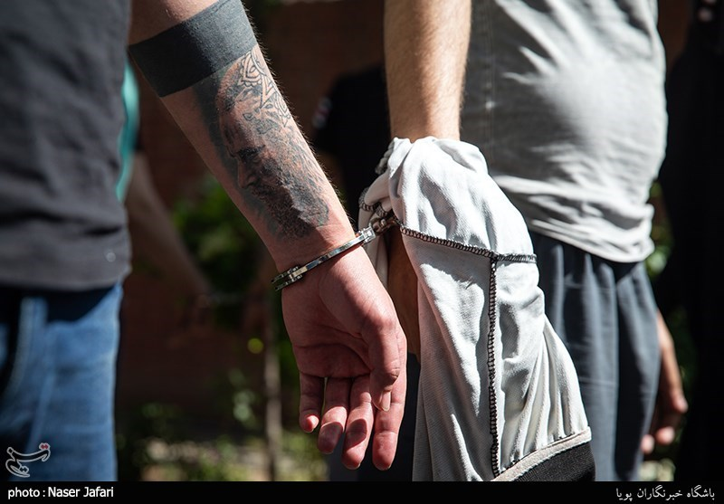 بازداشت عاملان درگيري مسلحانه در جنوب تهران