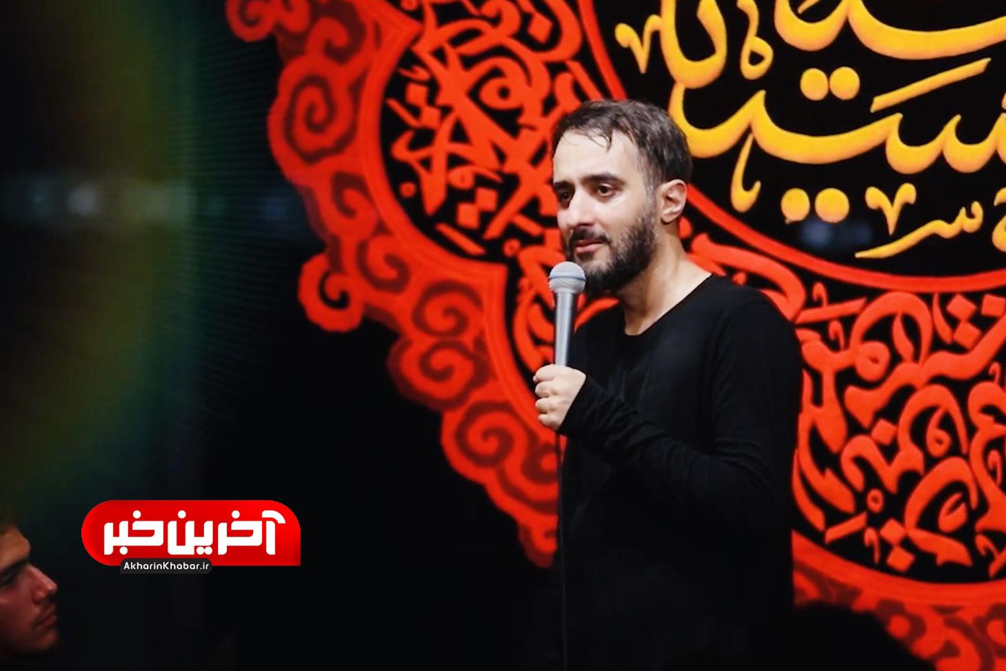 آلبوم صوتی و زیبای «عزیزم حسین» از «محمد حسین پویانفر»