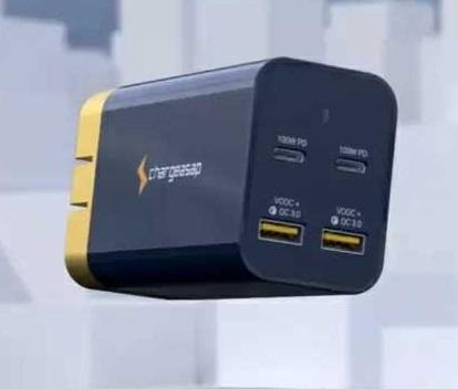 شارژر Chargeasap میتواند چهار دستگاه را همزمان شارژ کند