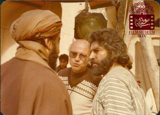 فرامرز قریبیان در نخستین فیلم عاشورایی سینما؛ ۳۸ سال پیش