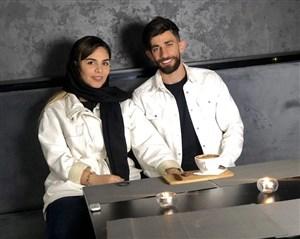 اتفاق ويژه؛ اولين زن و شوهر ايراني در فوتبال اروپا