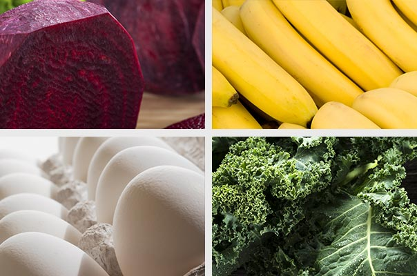 مواد مغذی مورد نیاز بدن انسان در ۲۴ ساعت