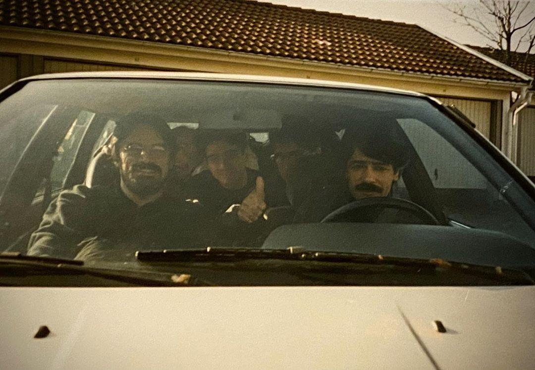 چهره ها/ عکس کيهان کلهر و حسين عليزاده در سالهاي دور