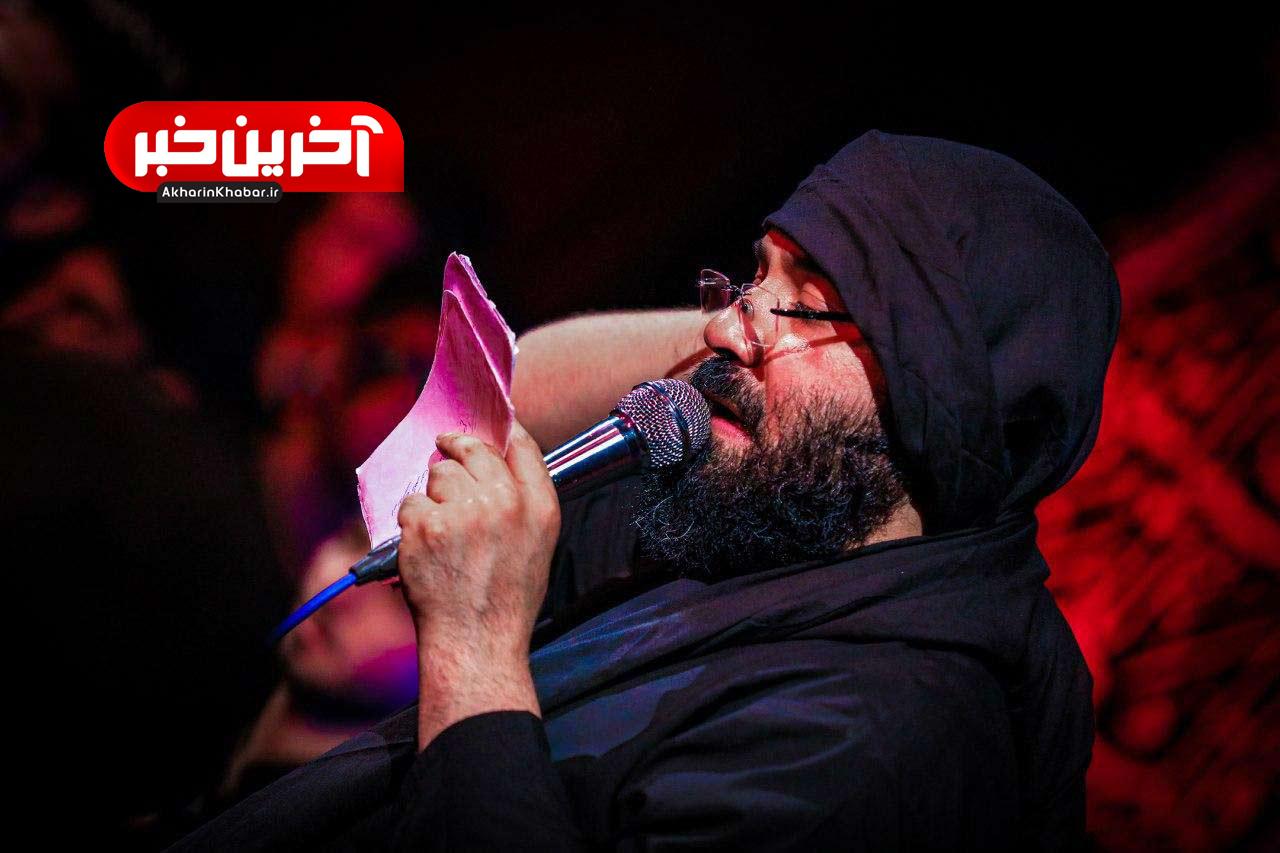 مداحی شب اول محرم 1399 با نوای حاج عبدالرضا هلالی