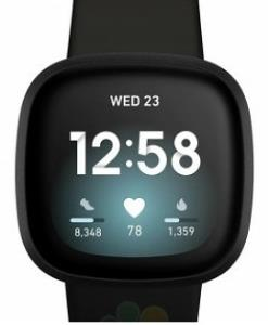 تصاویر ساعت هوشمند Fitbit Versa 3 لو رفت