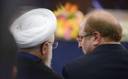 پيام ويژه روحاني و قاليباف به امام جمعه مشهد
