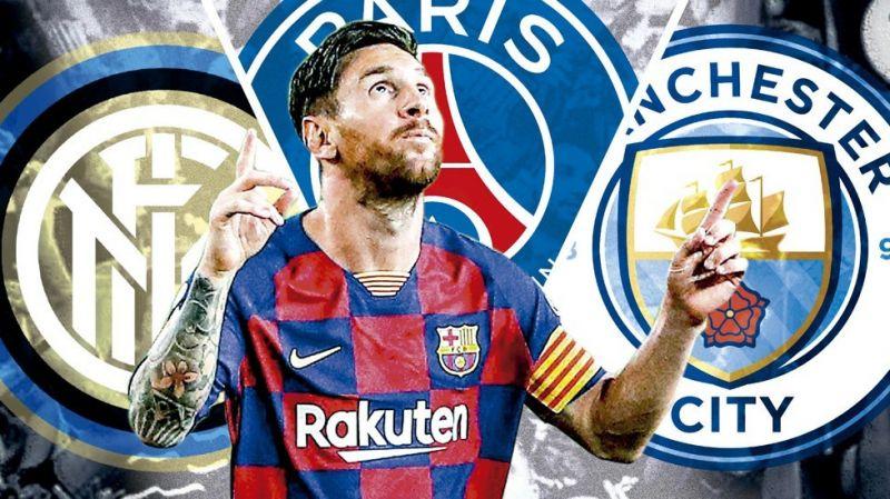 سه گزینه مسی در صورت جدایی از بارسلونا