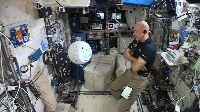 عمليات ناسا براي پيدا کردن منشاء نشتي هوا در ايستگاه فضايي بين المللي