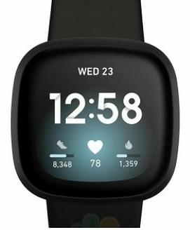 تصاوير ساعت هوشمند Fitbit Versa 3 لو رفت