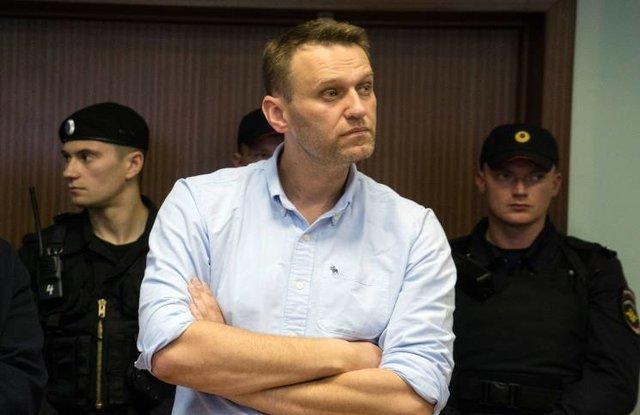 پزشکان روس: فعال سياسي مخالف پوتين مسموم نشده است