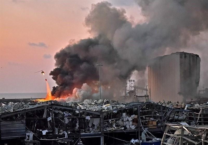 ايران براي انفجار بيروت چه کرد؟