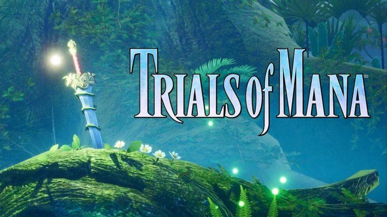 فروش رضایتبخش بازی Trials of Mana