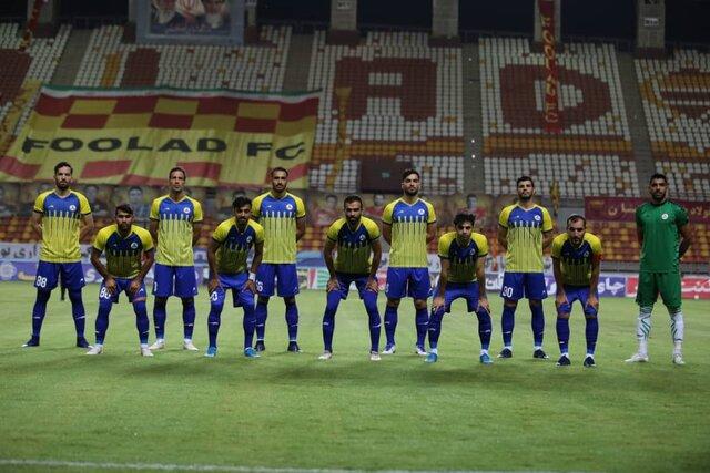 احتمال عدم حضور نفت مسجدسليمان در جام حذفي!