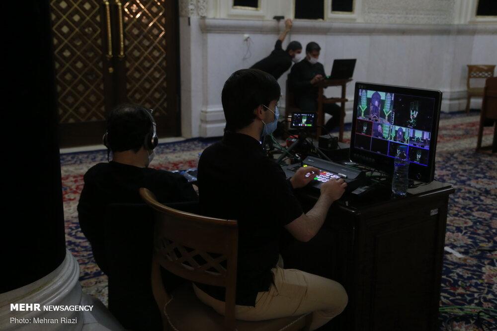 برگزاري آنلاين هيئات مذهبي در ماه محرم