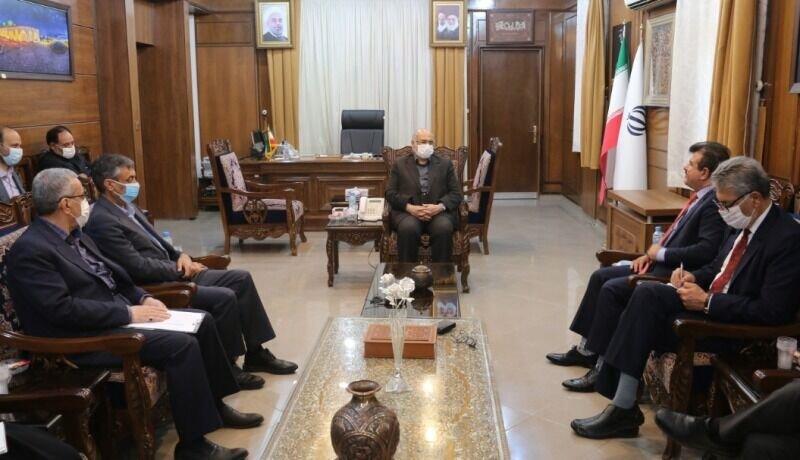راهاندازی دفتر مشترک تجاری ایران و افغانستان