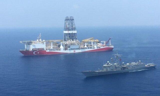 ترکيه: در مديترانه با ما ميجنگند اما خدا به ما نفت و گاز روزي ميدهد