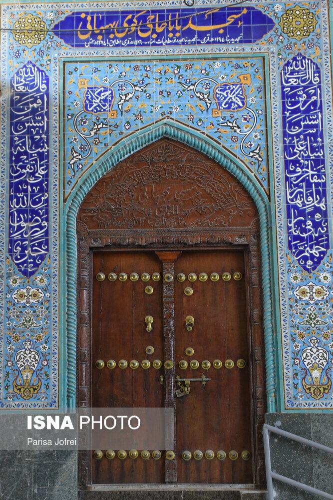 عکس/ مساجد 4 محله قديمي بوشهر