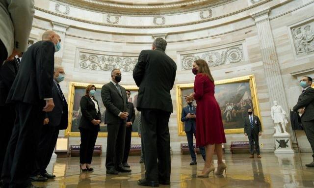 نخست وزير عراق از سفرش به آمريکا گفت