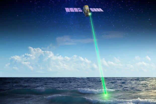 ناسا با ليزر به فضا اطلاعات مي فرستد