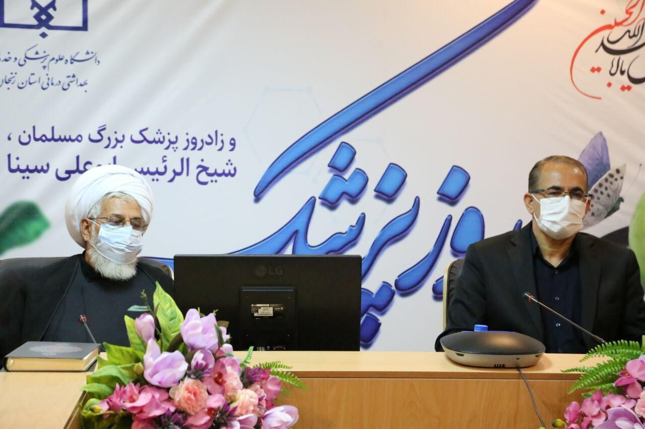 ۱۱.۷ درصد مردم استان زنجان در برابر کرونا ايمن هستند