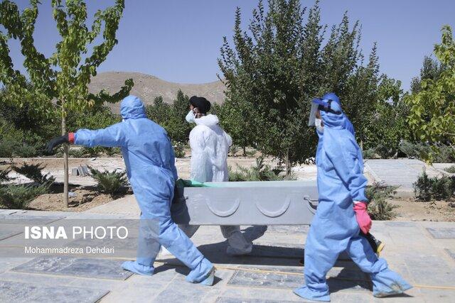 مرگ ۷ بيمار کرونايي در البرز