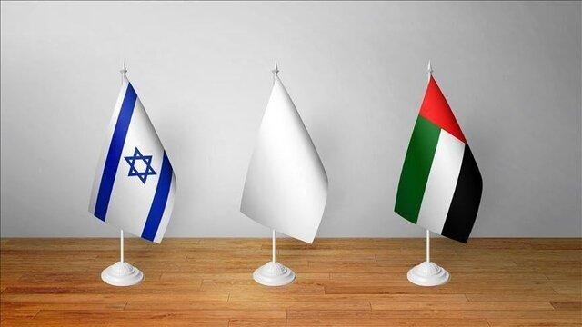 امارات امضاي توافق امنيتي با رژيم صهيونيستي را تکذيب کرد