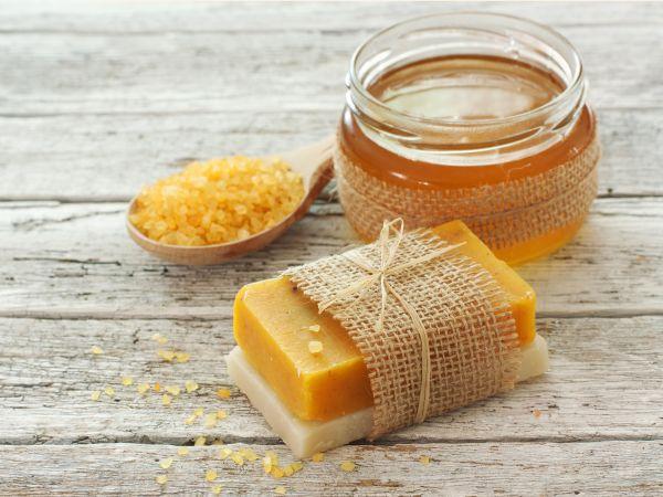 صابون عسل ارگانیک برای پوستی جوان و زیبا