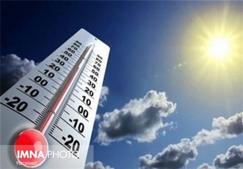 دمای هوا در اصفهان تا ۱۰ درجه کاهش مییابد