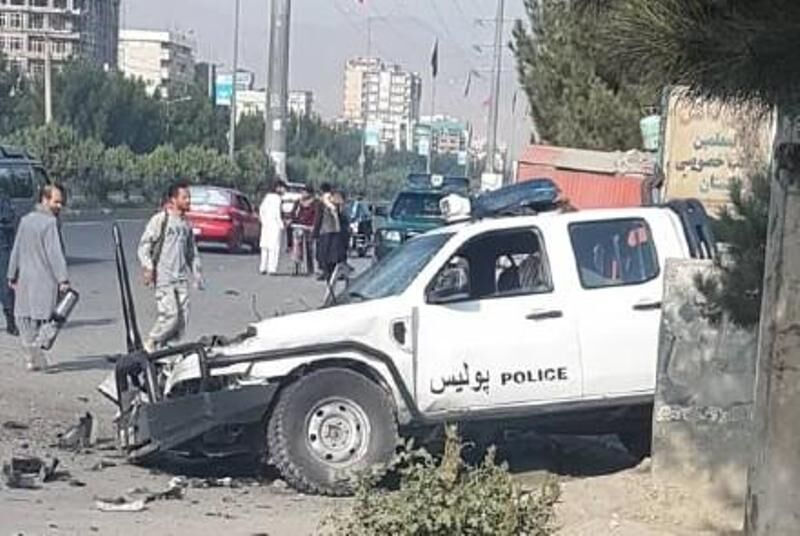 نخستين روز شهريور در کابل با سه انفجار آغاز شد